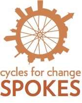 Cycles for Change SPOKES logo