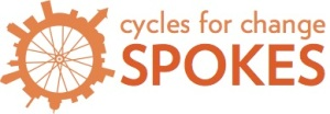SPOKES Cycles for Change Logo