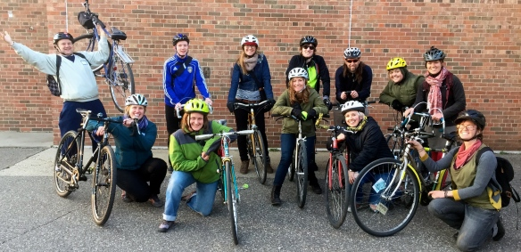 Train-the-Trainer class for Learn-to-Ride