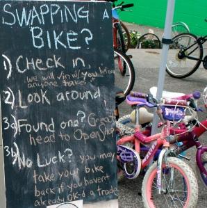 Bike Swap Picture